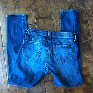 Kut from the Kloth straight leg jeans size 2 short